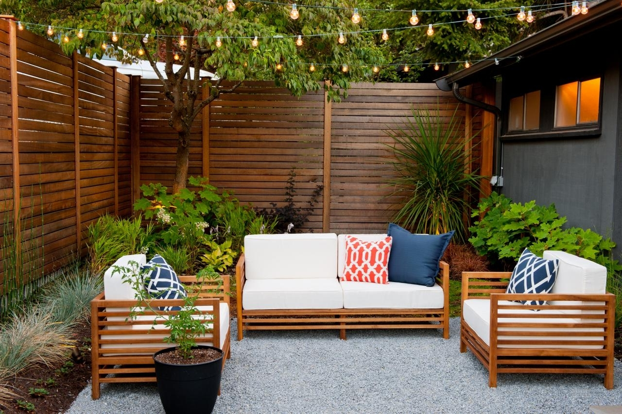 10 Ways To Amp Up Your Outdoor Space With String Lights (Gallery 12 of 20)