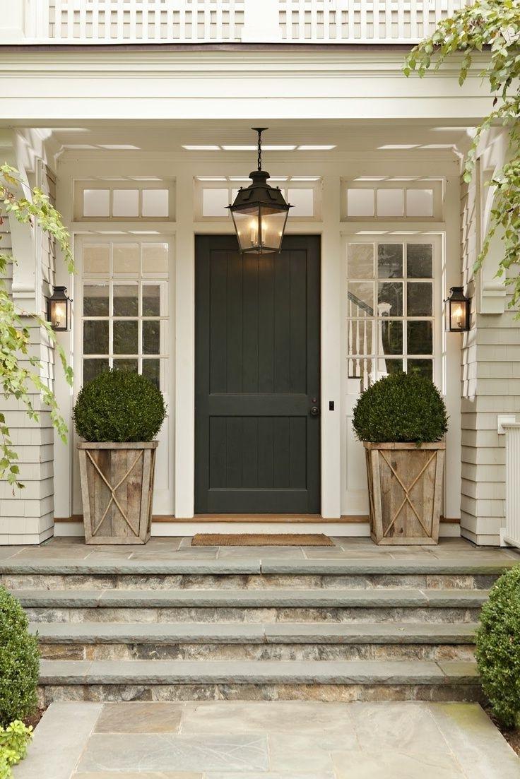 12 Best Front Door Designs Images On Pinterest (Gallery 8 of 20)