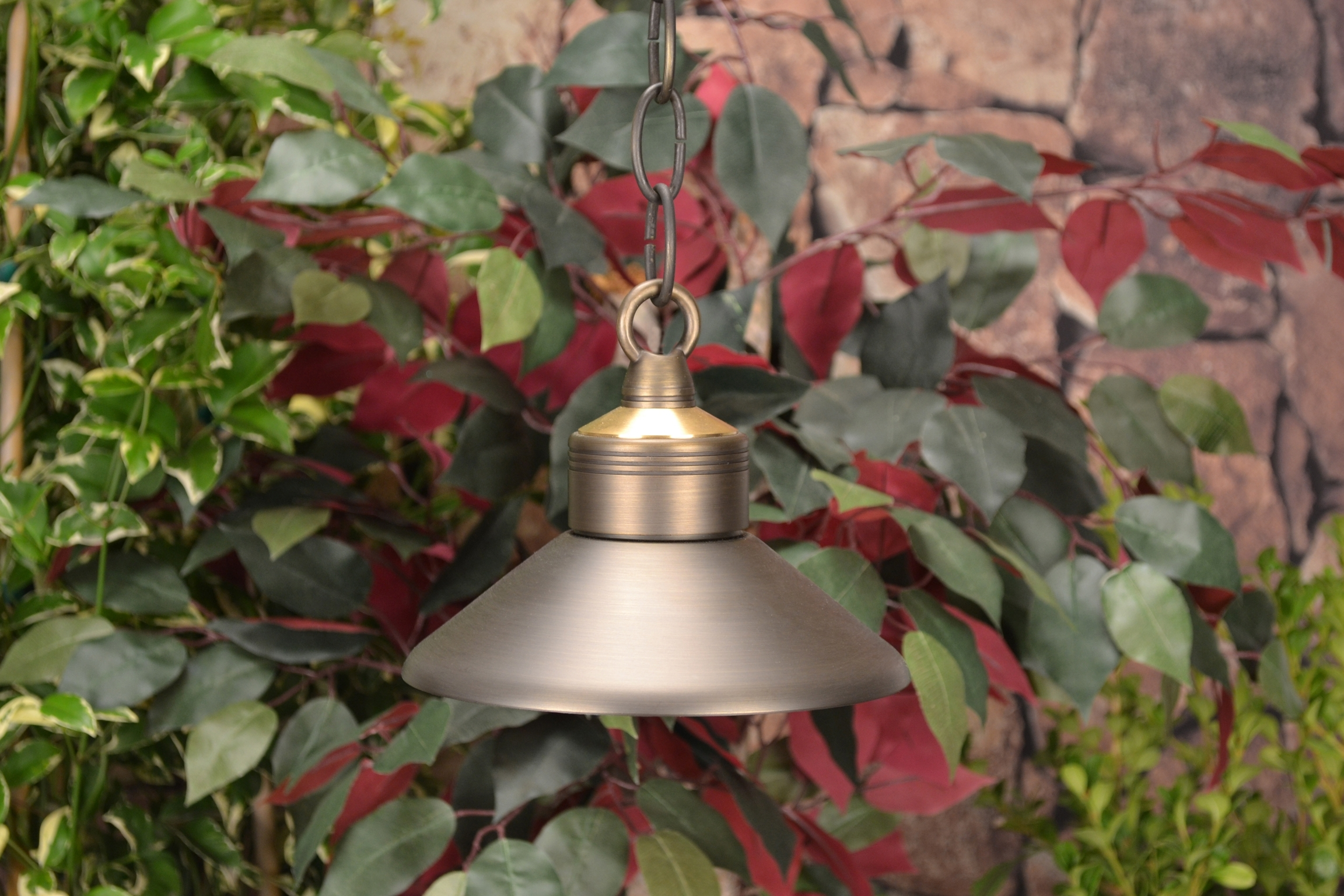 12 Volt Outdoor Hanging Lights Regarding Best And Newest Observerunique Lighting Systems – 12 Volt Brass Hanging Light (Gallery 1 of 20)
