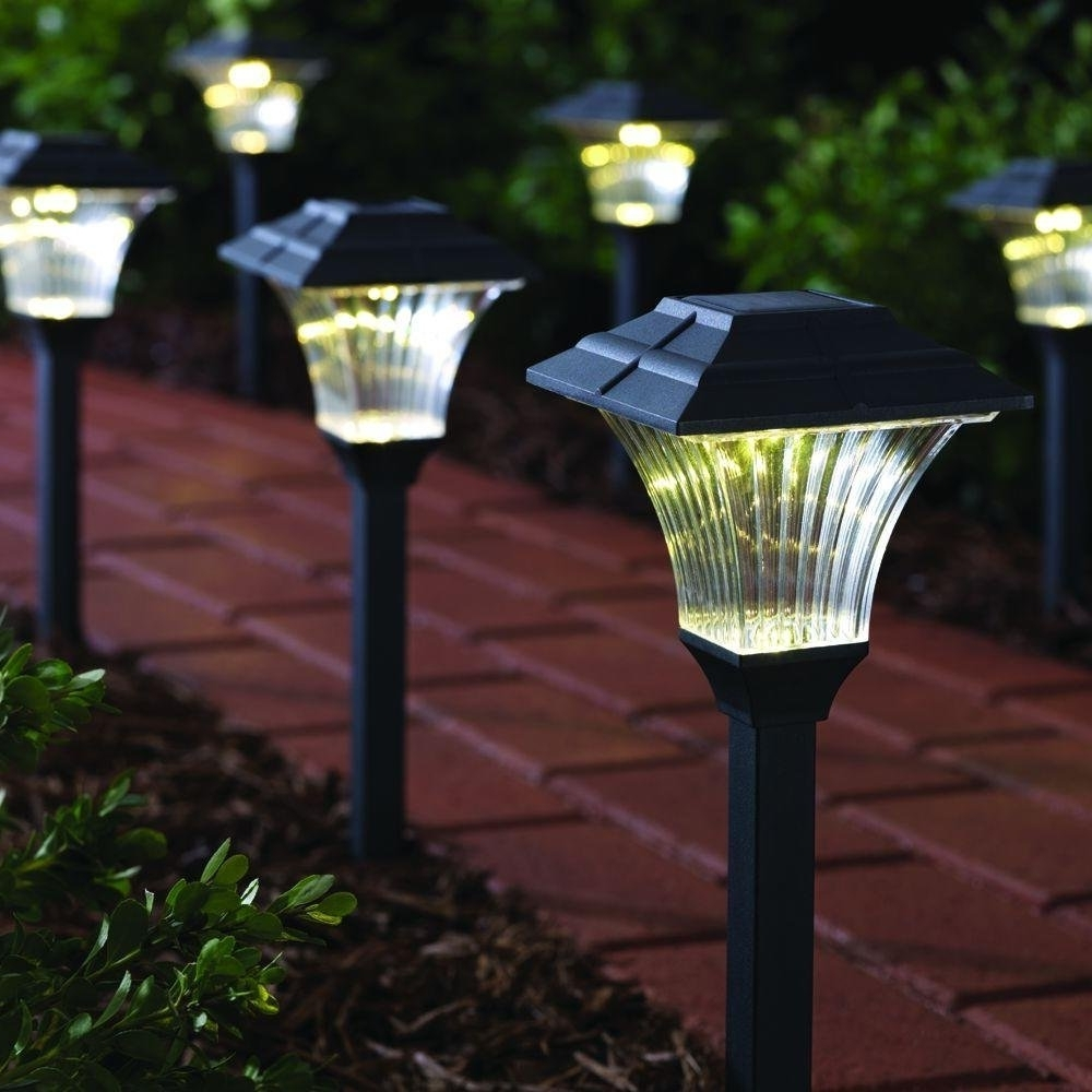 15 Different Outdoor Lighting Ideas For Your Home (All Types) Inside Latest Modern Led Solar Garden Lighting Fixture (View 1 of 20)