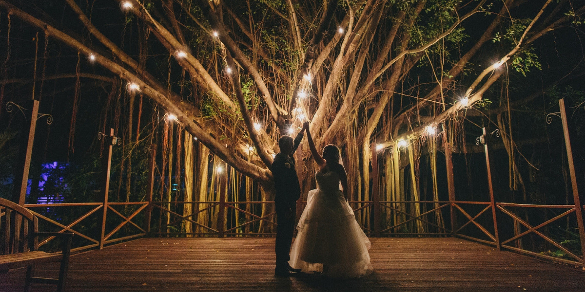 19 Wedding Lighting Ideas That Are Nothing Short Of Magical (View 1 of 20)