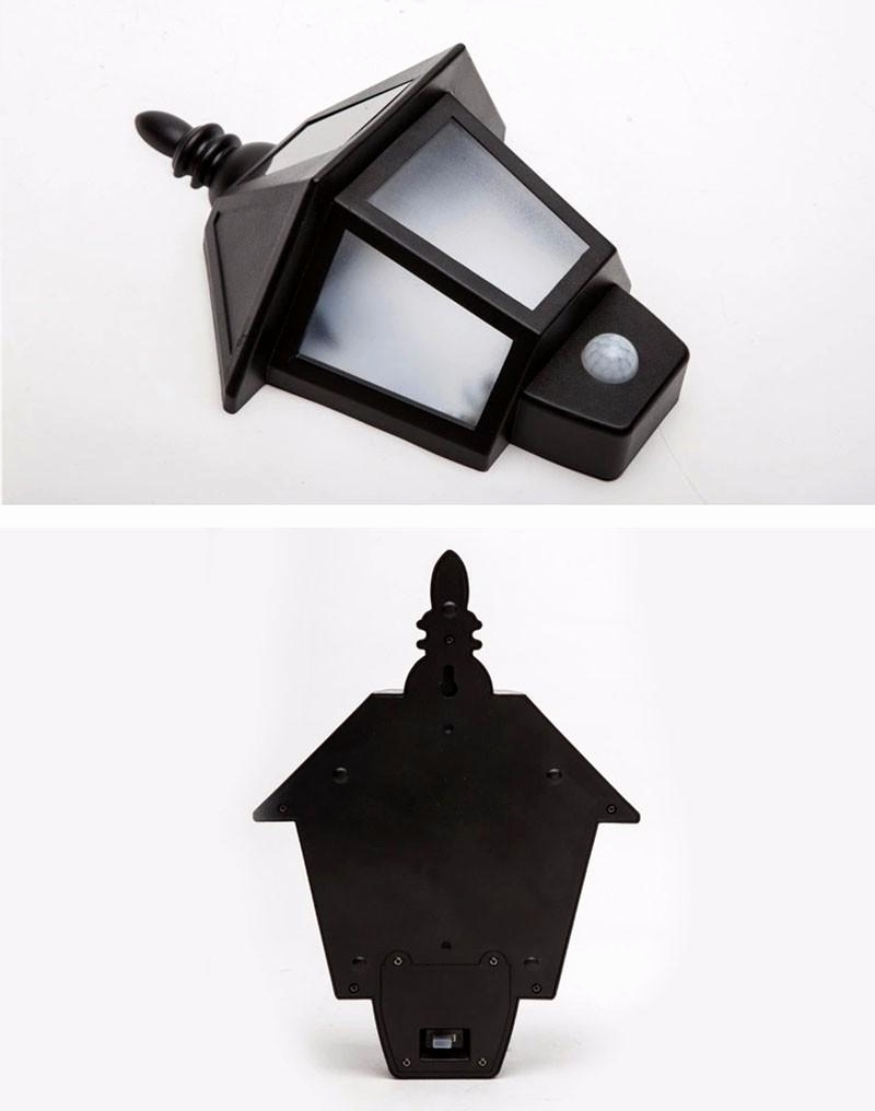20 Unique Solar Powered Outdoor Wall Lighting (View 8 of 20)