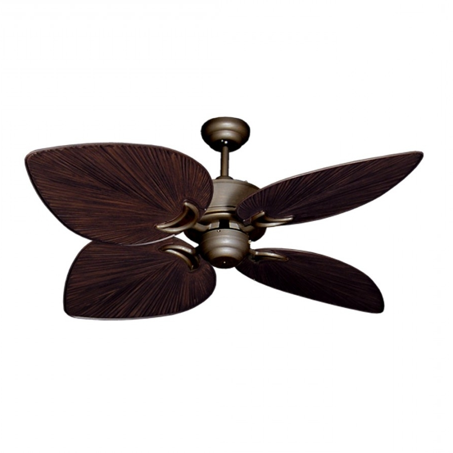 2018 Bombay Ceiling Fan, Outdoor Tropical Ceiling Fan Intended For Tropical Outdoor Ceiling Lights (View 1 of 20)