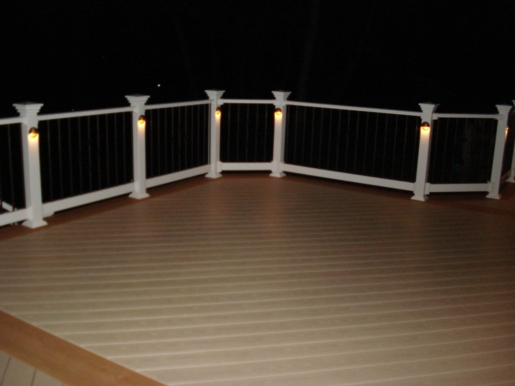 2018 Garden Low Voltage Deck Lighting Inside Deck Lighting (View 1 of 20)