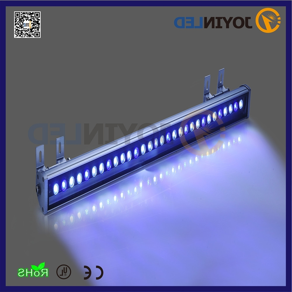 2018 High Power 24w 30w 36w 62*63 Waterproof Outdoor Led Flood Light Led Pertaining To Outdoor Wall Washer Led Lights (Gallery 13 of 20)