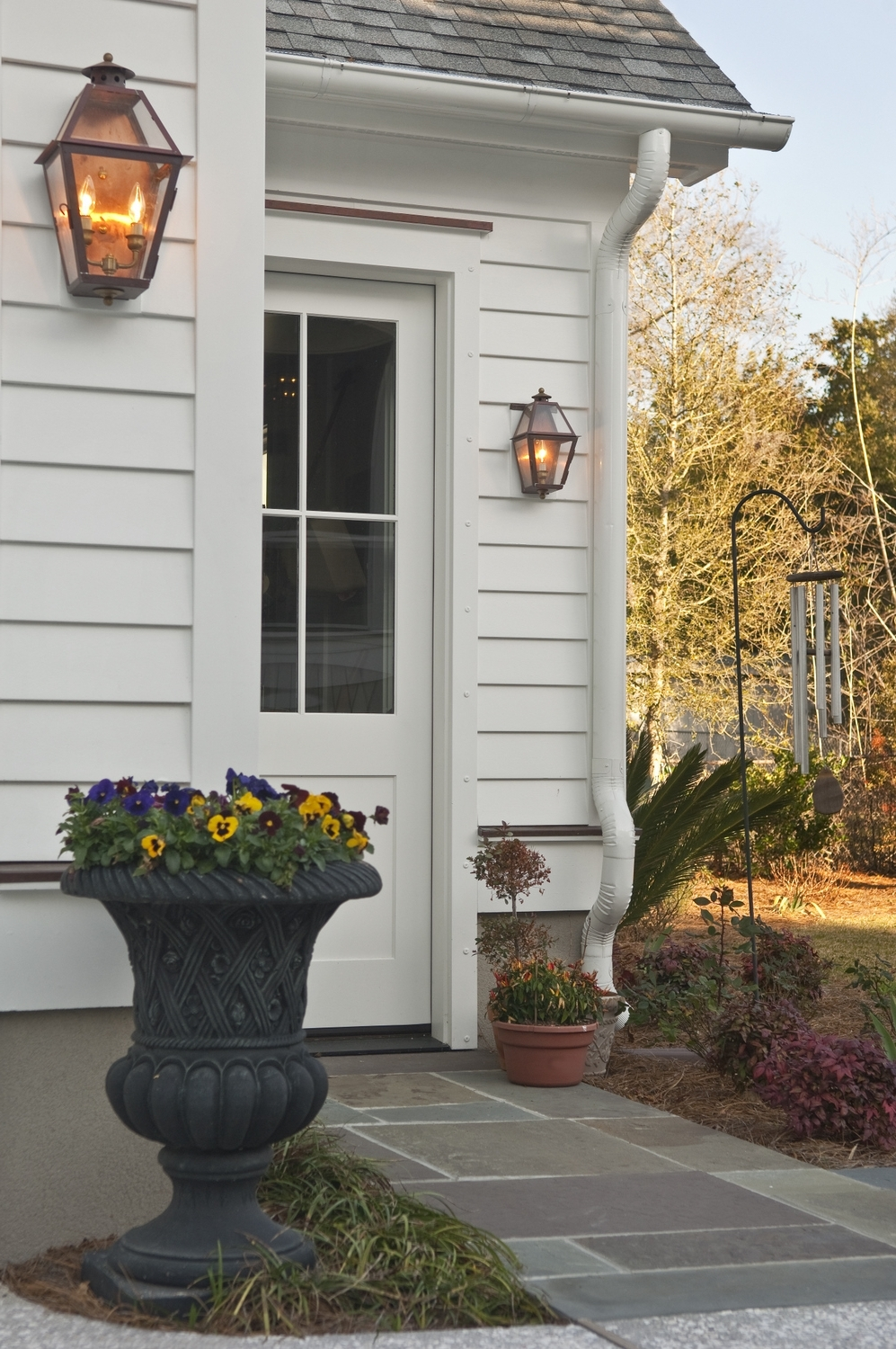 2018 Outdoor Hanging Gas Lanterns Throughout The Columbia Lantern — Gas Or Electric (View 20 of 20)