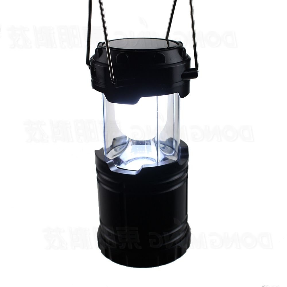 2018 Outdoor Hanging Lights For Campers Intended For Outdoor Portable Led Light Solar Led Lamp Usb Camping Lantern Tent (View 20 of 20)