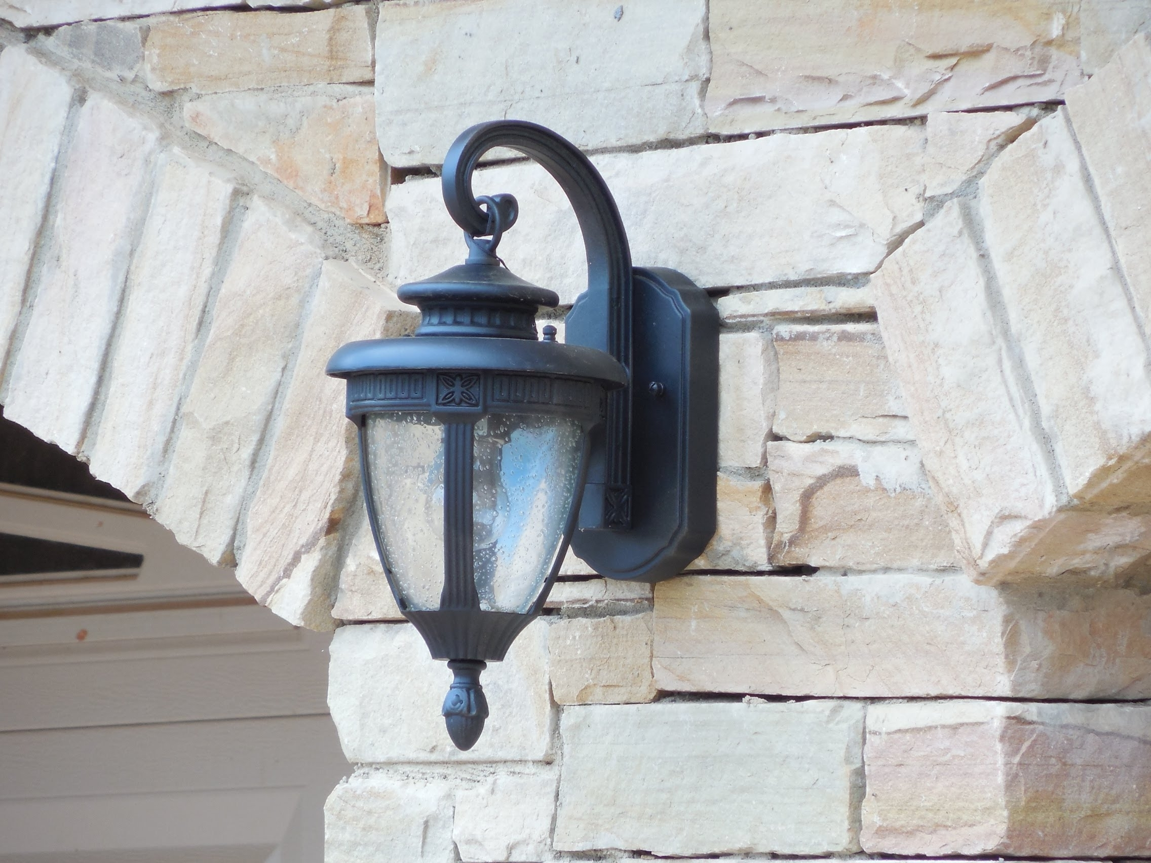 2018 Target Outdoor Wall Lighting With Regard To Beautiful Outdoor Wall Sconces For House Plan. Home Depot (View 14 of 20)