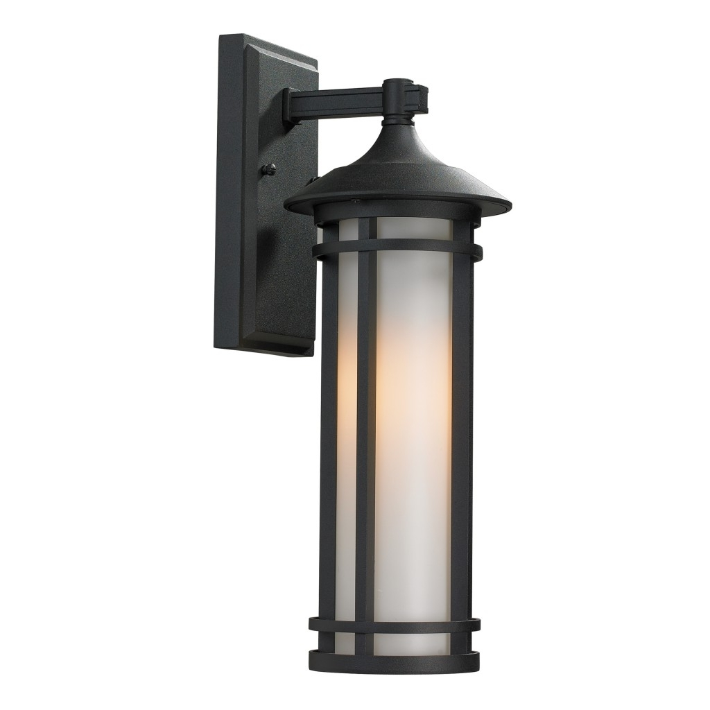 2018 Trendy Traditional Outdoor Wall Sconce Lighting Fixtures With Finish For Traditional Outdoor Wall Lighting (Gallery 13 of 20)