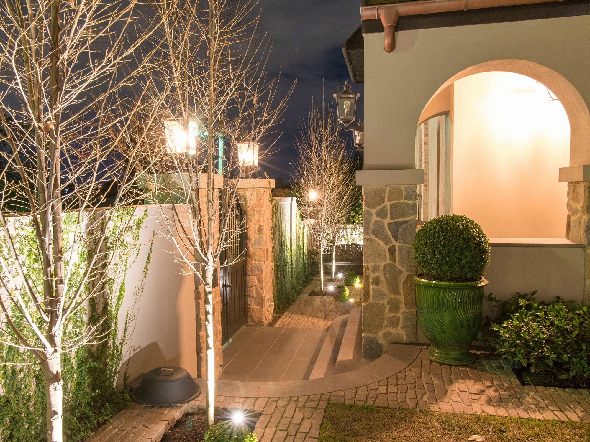2019 Best Of Electric Outdoor Lighting Garden Home Inspiration With Regard To