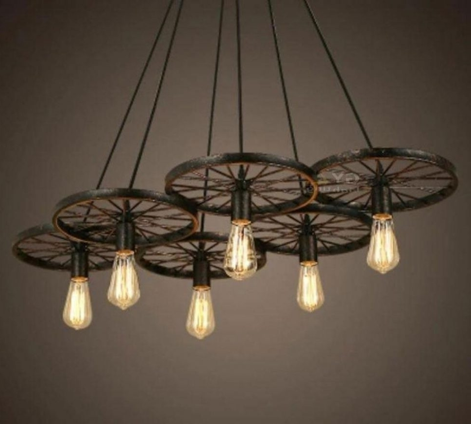 Featured Photo of Outdoor Iron Hanging Lights