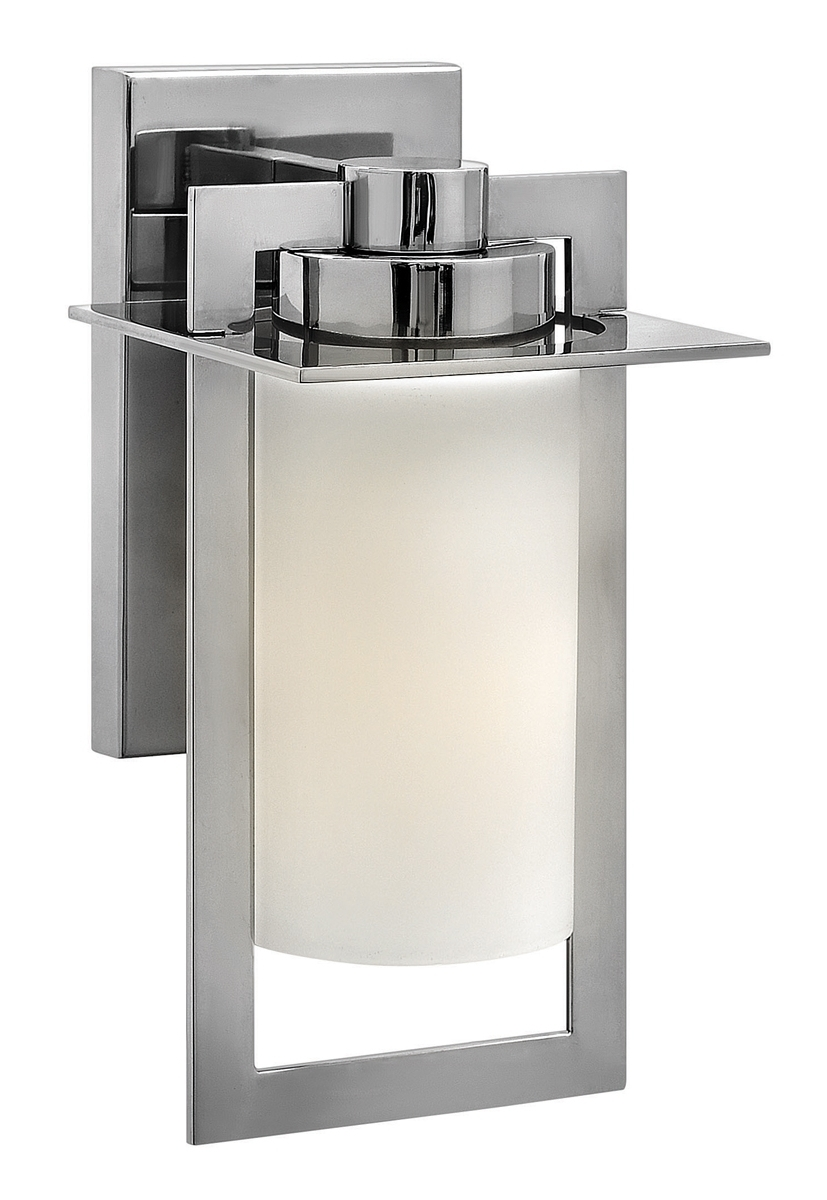 2019 Chrome Outdoor Wall Lighting Within Polished Chrome/nickel, Outdoor Wall Sconces, Outdoor Lights – Lamps (View 9 of 20)