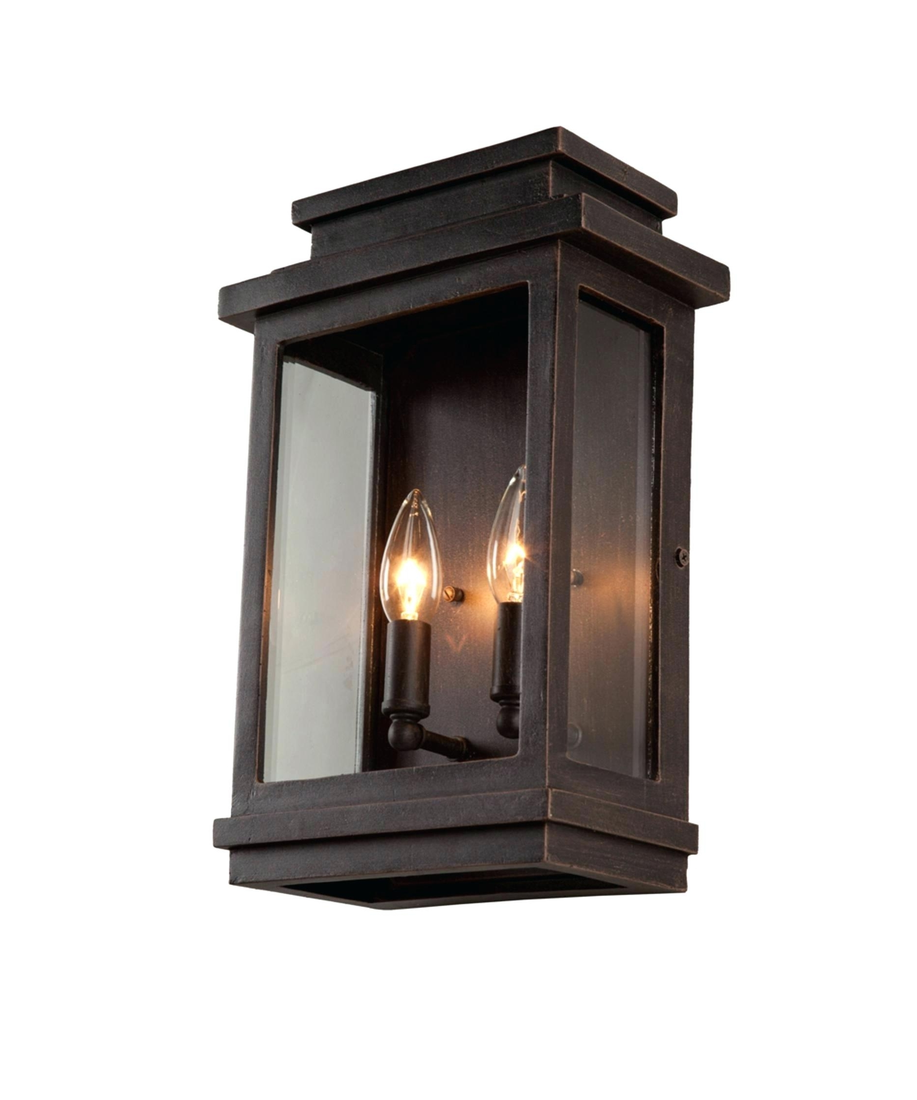 2019 Dusk Till Dawn Outdoor Wall Lights Pertaining To Light : Led Exterior Light Fixtures Lantern Wall Sconce Indoor (View 20 of 20)