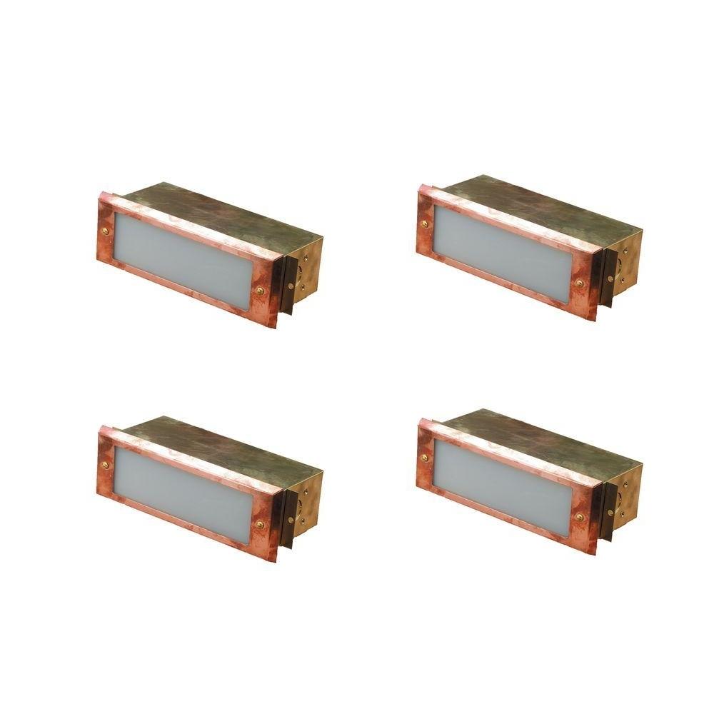 2019 Hinkley Lighting Low Voltage 12 Watt Bronze Cast Aluminum Vertical Inside Garden Low Voltage Deck Lighting (View 14 of 20)