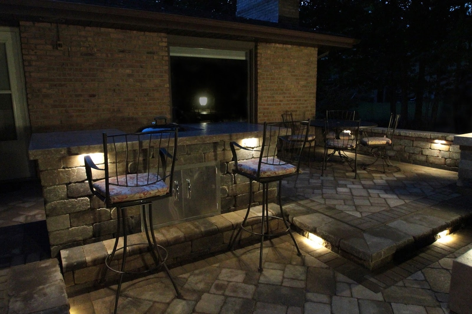 2019 Low Voltage Outdoor Lighting With Landscape Lighting: The Benefits Of Led Landscape Lighting: Installation (View 2 of 20)