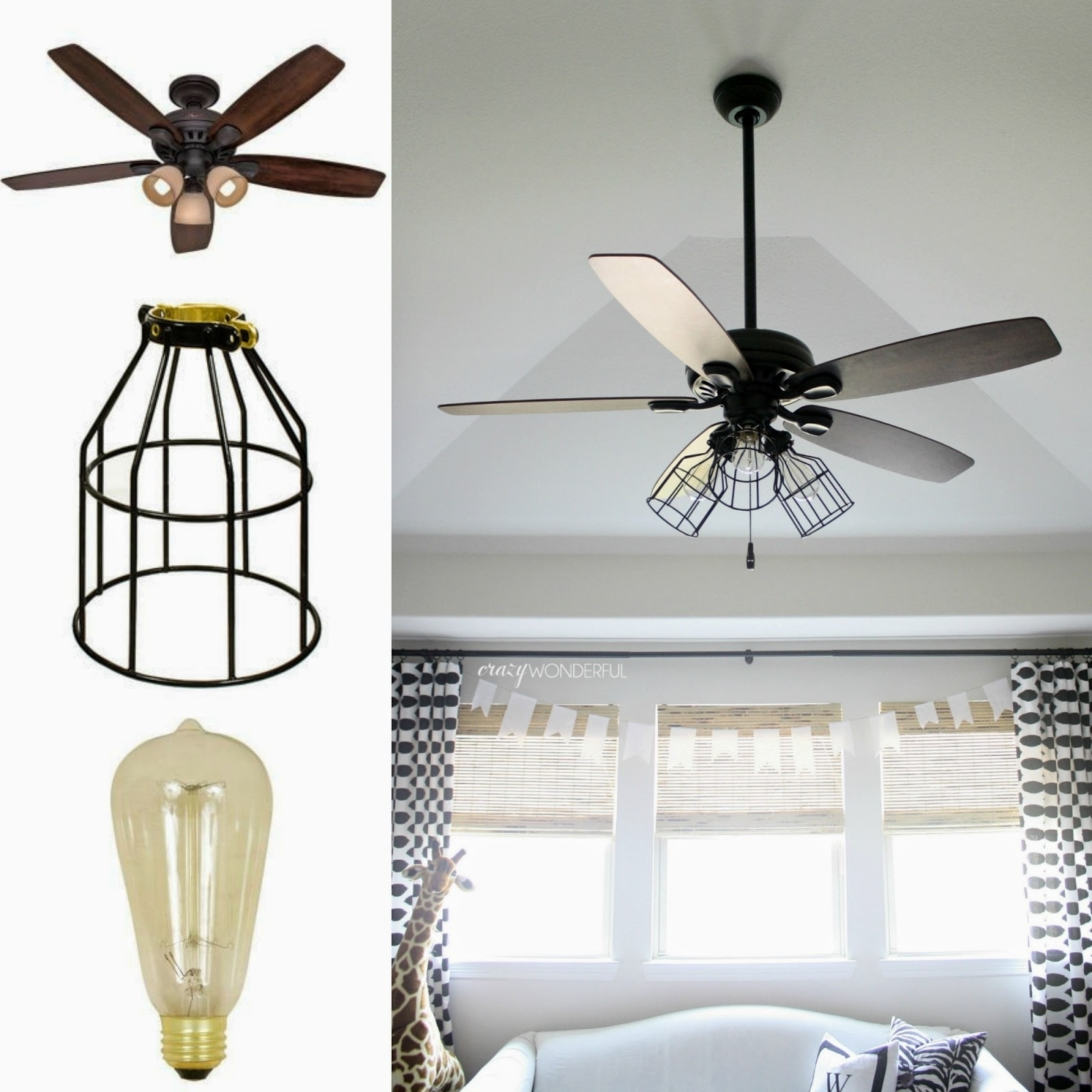 2019 Outdoor Ceiling Lights At Menards Pertaining To Interior: Fill Your Home With Wonderful Menards Ceiling Fans With (Gallery 16 of 20)