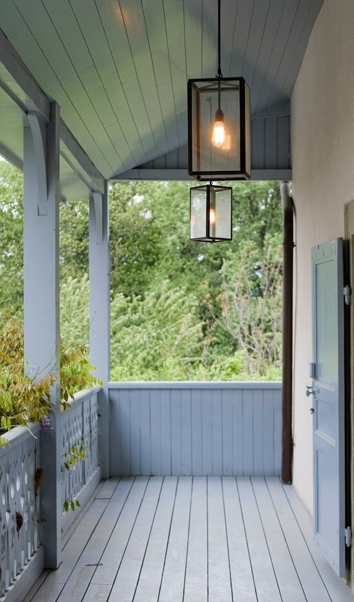 2019 Outdoor Hanging Entry Lights Within Outdoor Front Porch Hanging Light (Gallery 18 of 20)