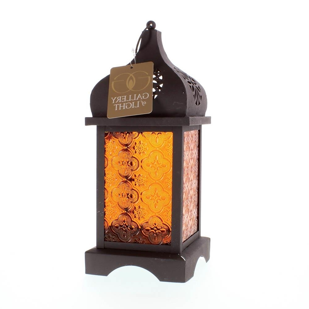 2019 Outdoor Hanging Lanterns Candles In Outdoor Hanging Lanterns, Vintage Decorative Moroccan Candle Lantern (Gallery 19 of 20)