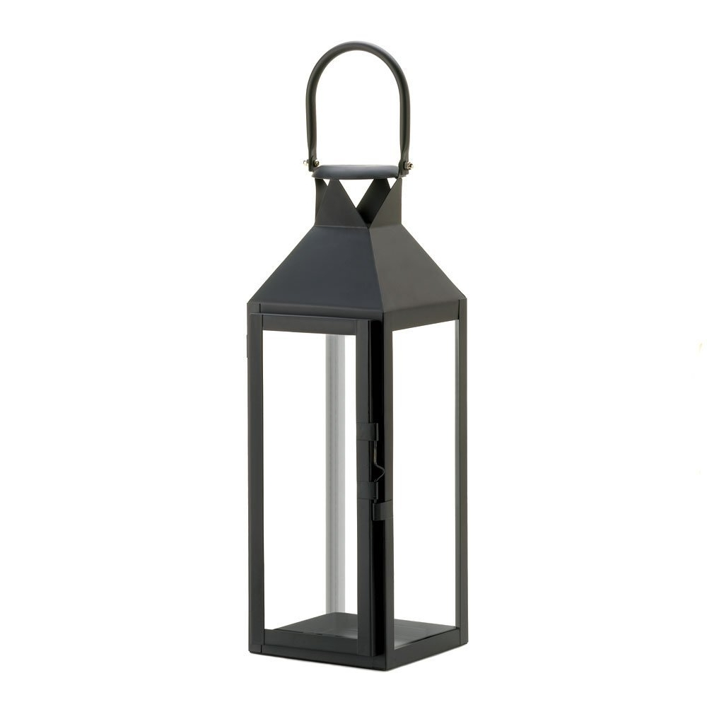 2019 Outdoor Hanging Lanterns Candles Pertaining To Interior : Wonderful Metal Candle Lantern Hanging Lanterns Indoor (View 4 of 20)