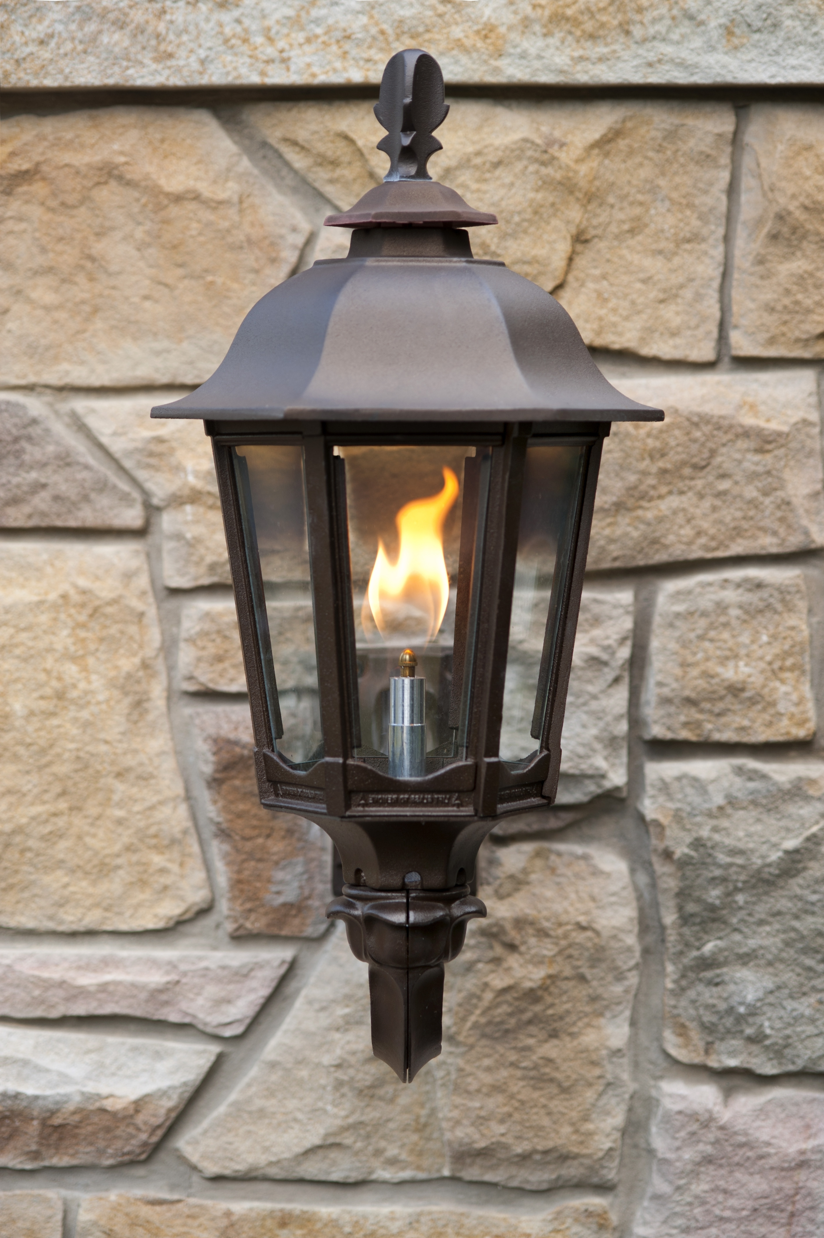 2019 Outdoor Wall Gas Lights In Sumptuous Design Gas Light Fixtures Amazing Ideas Wall Mounted (Gallery 9 of 20)