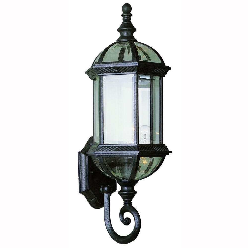 2019 Outdoor Wall Lantern By Transglobe Lighting Intended For Bel Air Lighting 1 Light Black Coach Outdoor Wall Mount Lantern With (Gallery 18 of 20)