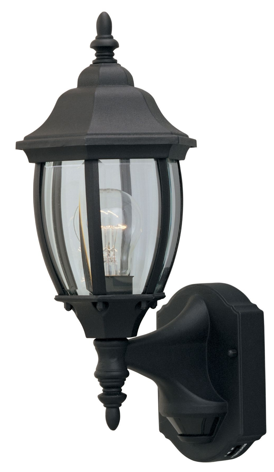 2019 Outdoor Wall Mounted Decorative Lighting Throughout Uncategorized. Decorative Outdoor Motion Sensor Light: Decorative (Gallery 10 of 20)