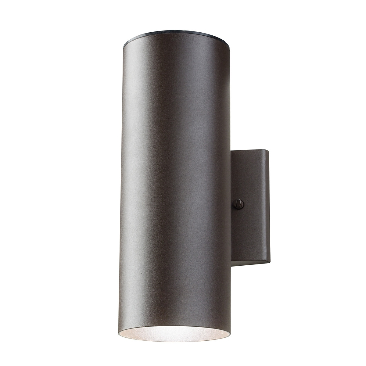 2019 Outdoor Wall Mounted Led Lighting With Outdoor Led Up/down Wall Sconcekichler (View 1 of 20)