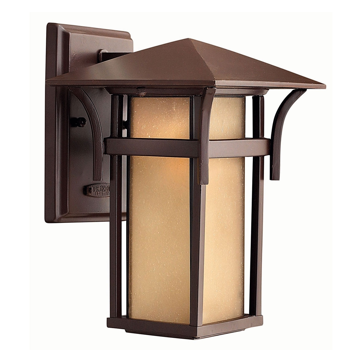 2570Ar – Small Outdoor Medium Wall Light, Anchor Bronze (View 4 of 20)