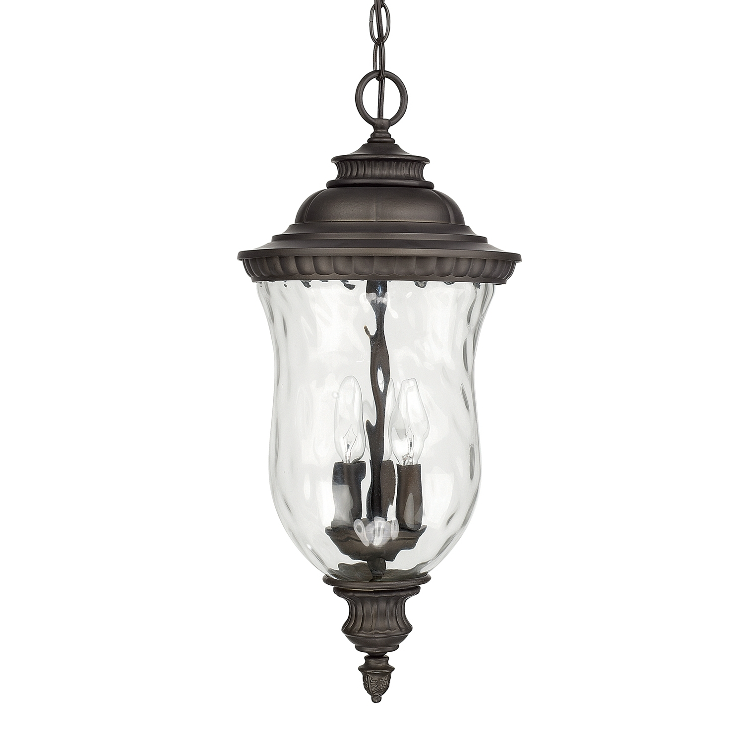 3 Light Hanging Lantern (Gallery 20 of 20)
