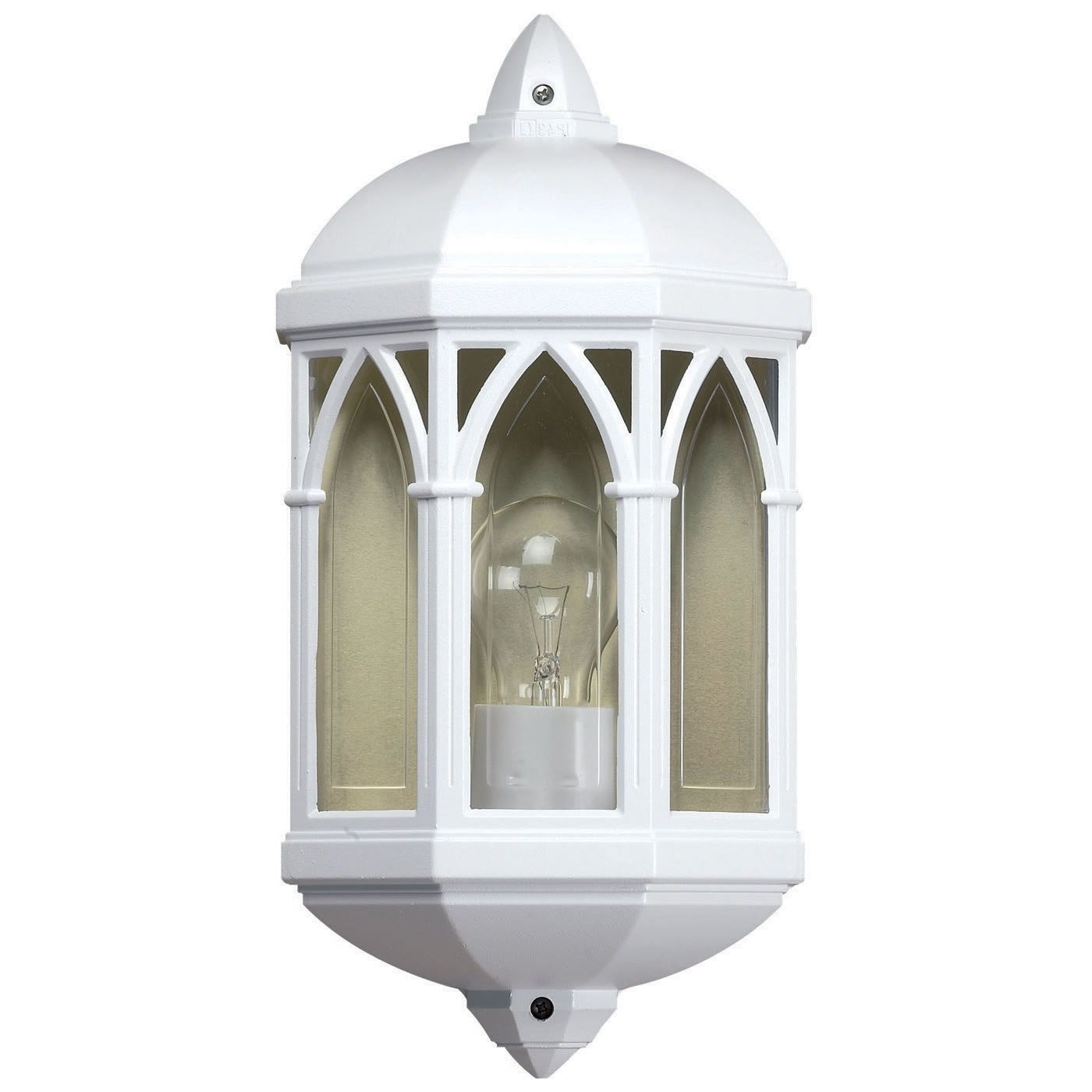 32 Commercial Exterior Wall Sconces White, Wall Lights Design Within Trendy White Outdoor Wall Lights (View 17 of 20)