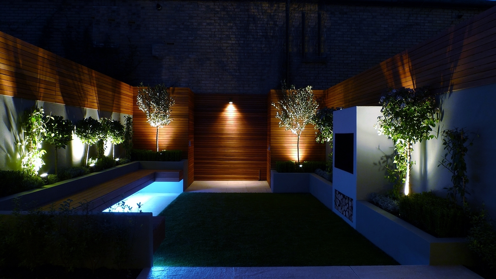 38 Innovative Outdoor Lighting Ideas For Your Garden With Best And Newest Contemporary Led Post Lights For Mini Garden (View 3 of 20)