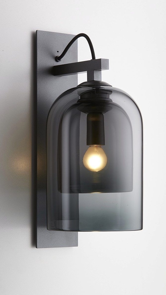 410 Best Lighting_Wall Lamp / Sconce Images On Pinterest (Gallery 2 of 20)