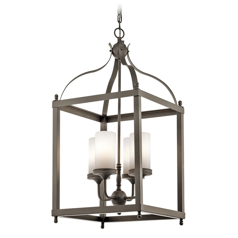 49590Oz With Regard To Most Up To Date Kichler Outdoor Hanging Lights (Gallery 4 of 20)
