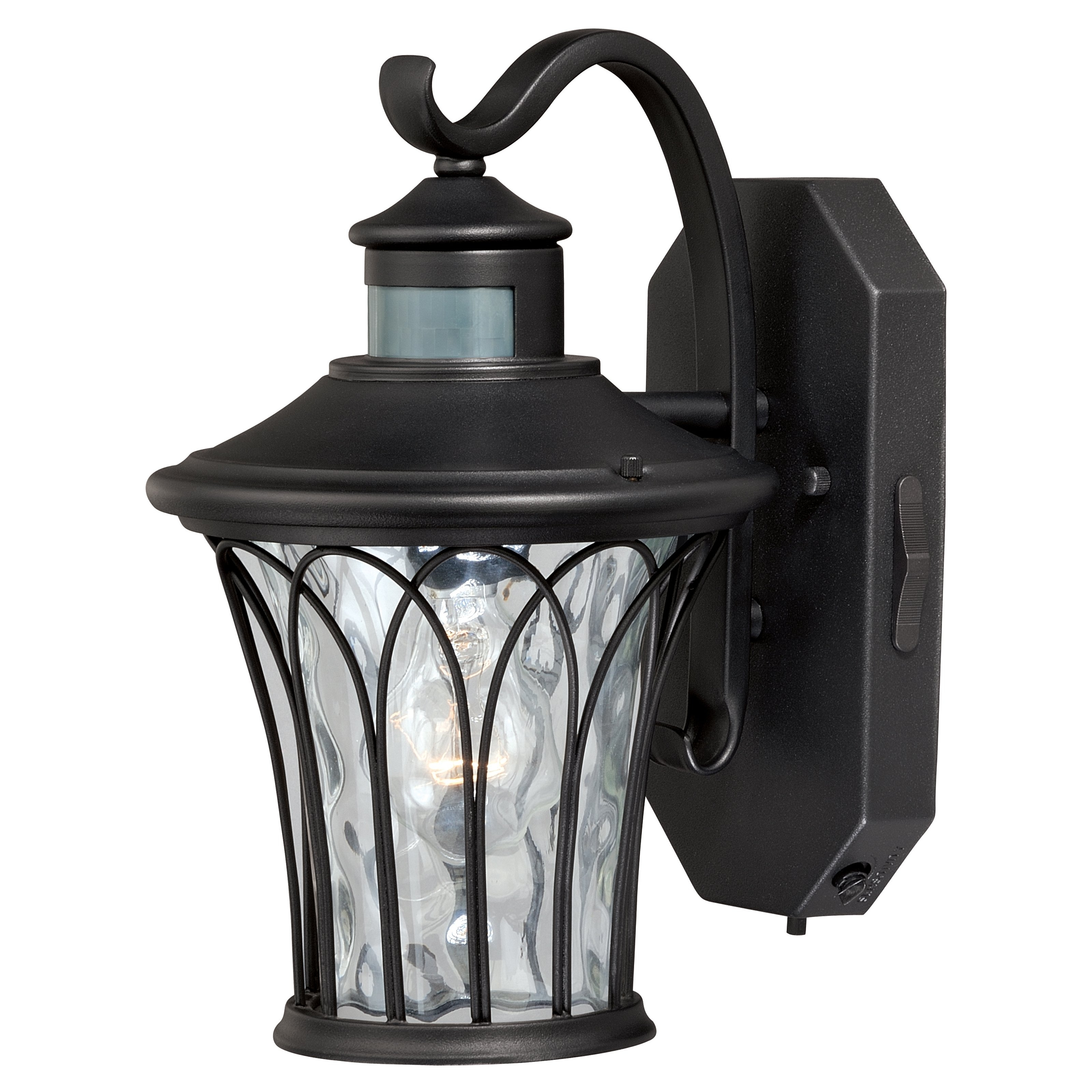 Adelaide Outdoor Wall Lighting Throughout 2019 Furniture : Decorative Outdoor Motion Sensor Light Images Lights (View 6 of 20)