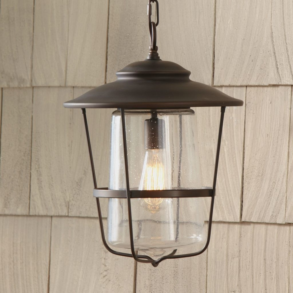 Amazing Pendant Lights Outdoor Hanging Wayfair Remington Lantern Within Fashionable Tropical Outdoor Hanging Lights (Gallery 7 of 20)