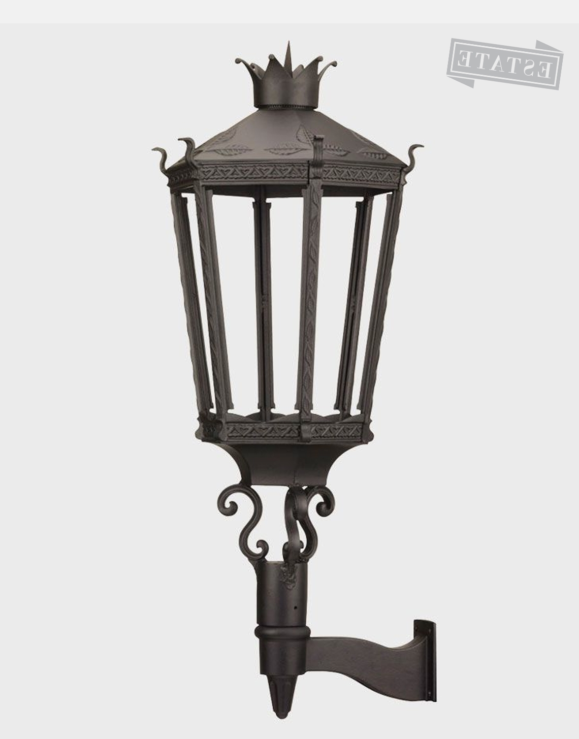 American Gas Lamp Works Regarding Outdoor Wall Mount Lights Gallery 11 Of 20