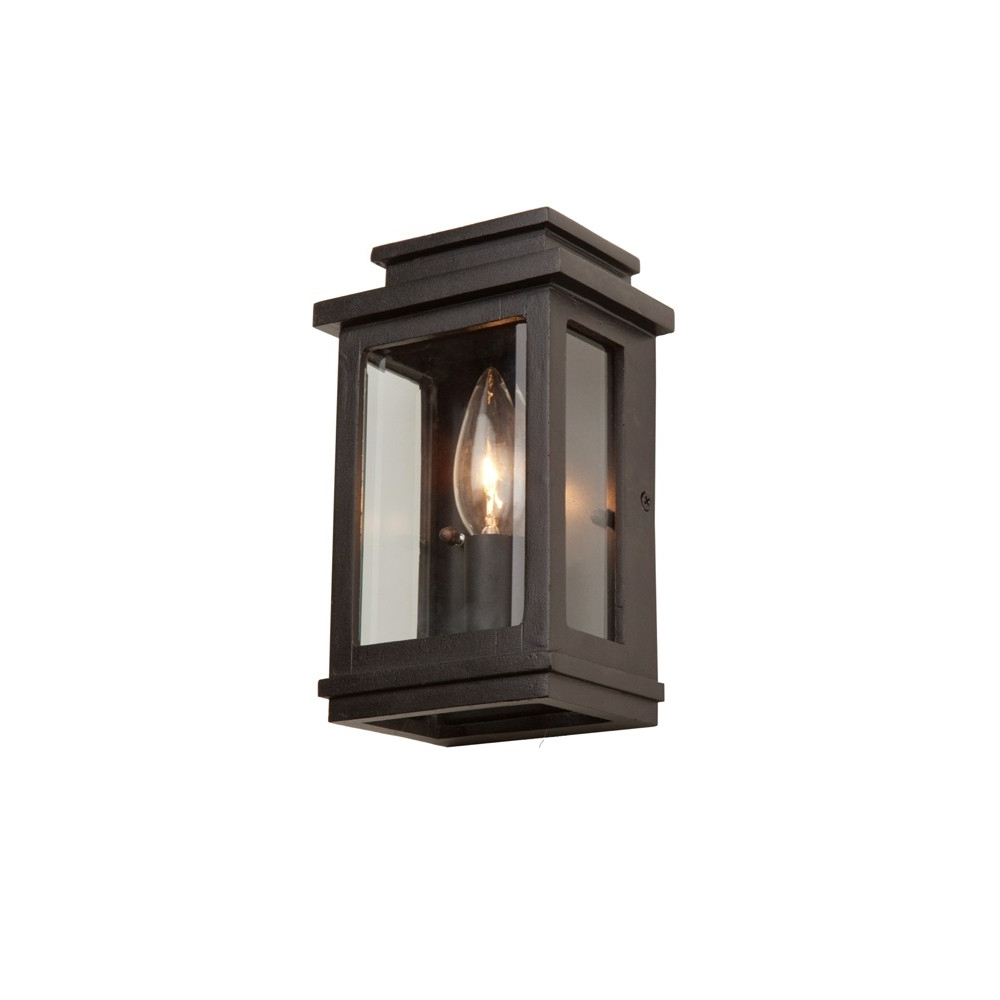 Artcraft Lighting With Oil Rubbed Bronze Outdoor Wall Lights (View 1 of 20)