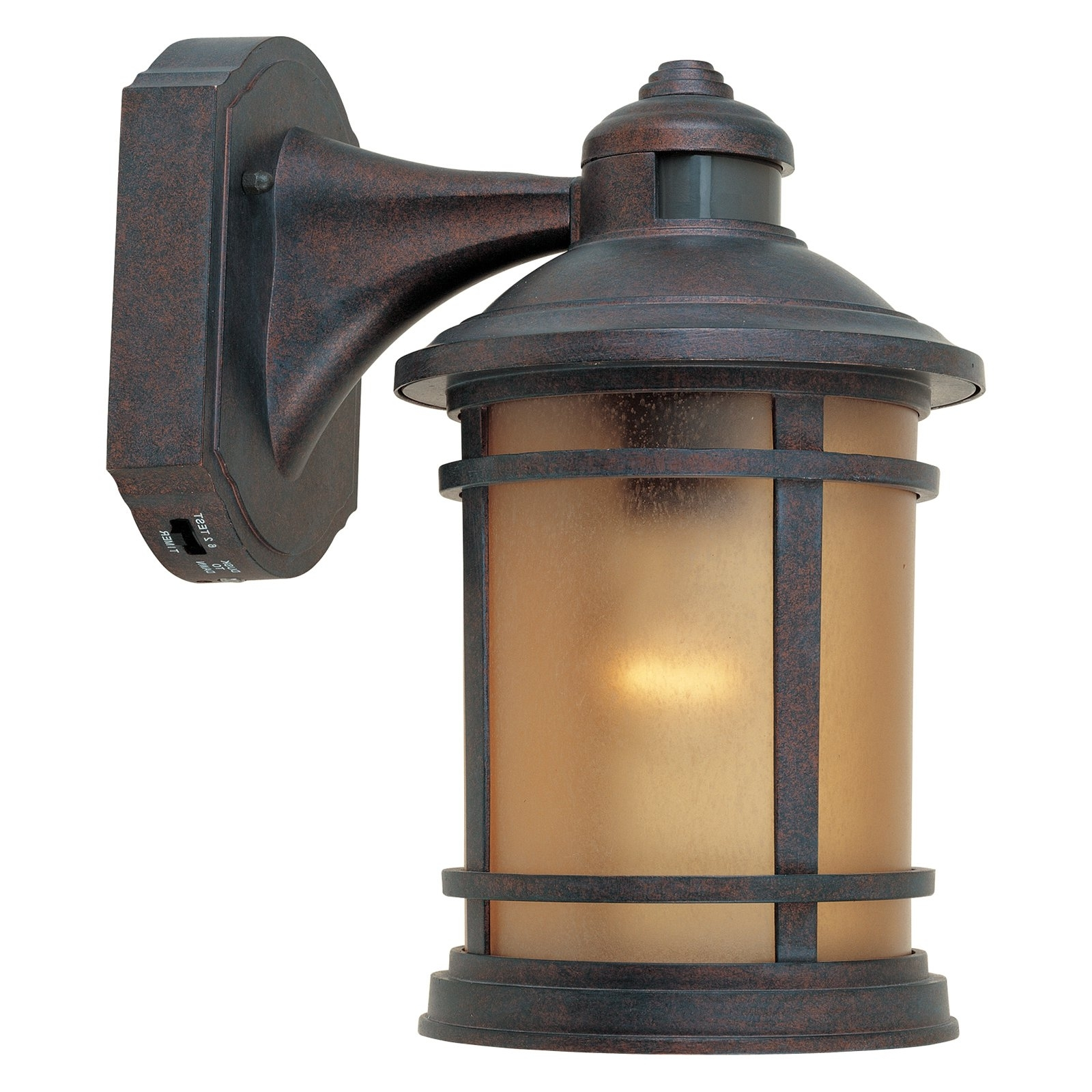 Astonishing Motion Sensor Outdoor Wall Light – Motion Sensor Porch Within Well Known Big Outdoor Wall Lighting (View 16 of 20)