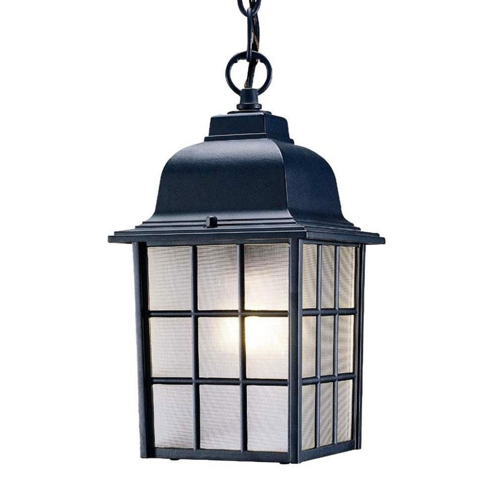 Battery Operated Outdoor Hanging Lanterns – Outdoor Designs Within Newest Outdoor Hanging Lanterns With Battery Operated (View 2 of 20)
