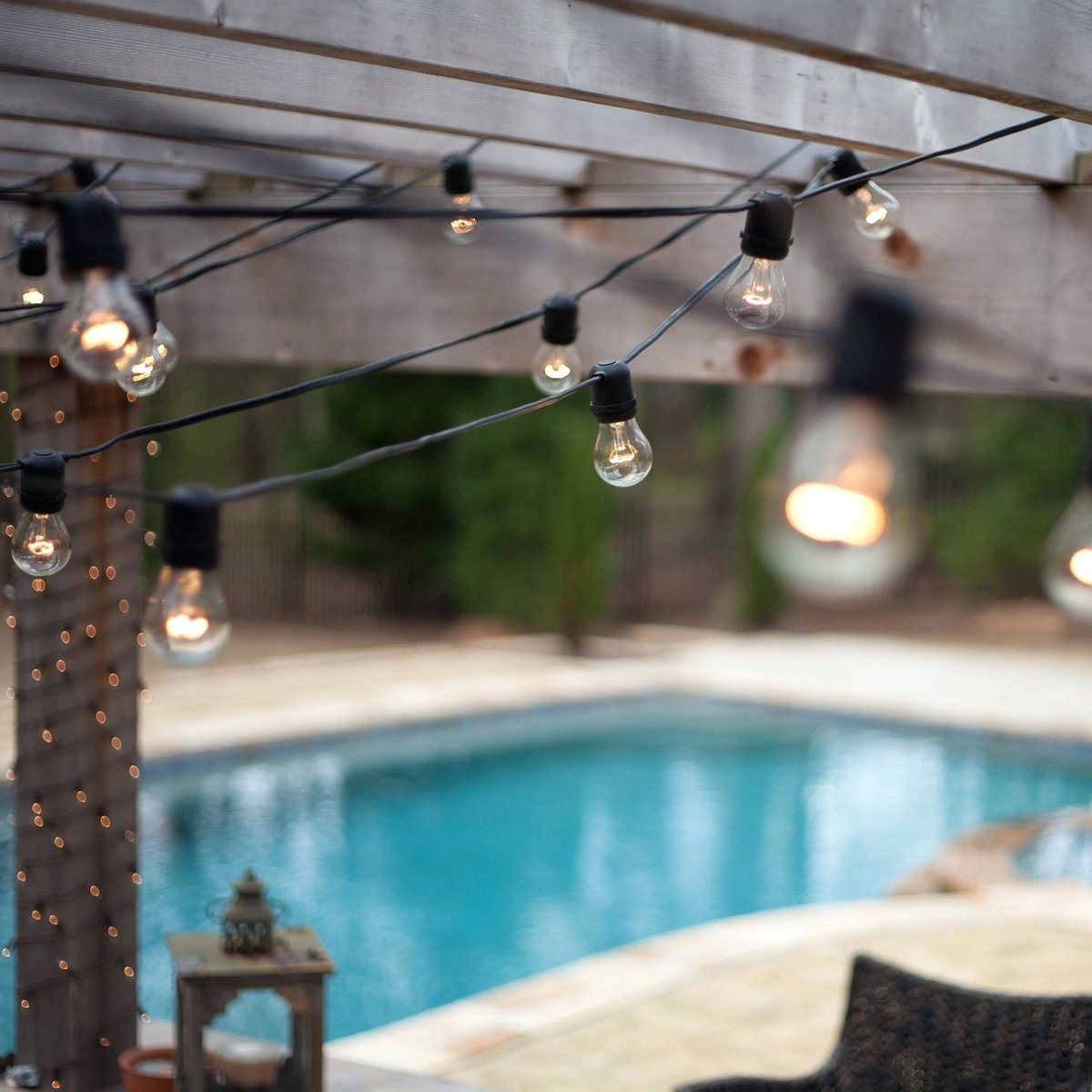 Battery Operated Outdoor Lights At Target Throughout 2018 Patio Ideas ~ Outdoor Lighting On Summer Night Out Door Patio Lights (View 11 of 20)