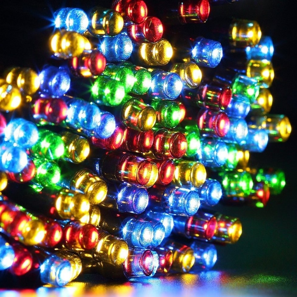 Battery Operated Outdoor Lights At Target With Regard To Most Up To Date Diy : Christmas Solard Lights Target Walmart Lawn Stakes Battery (View 8 of 20)