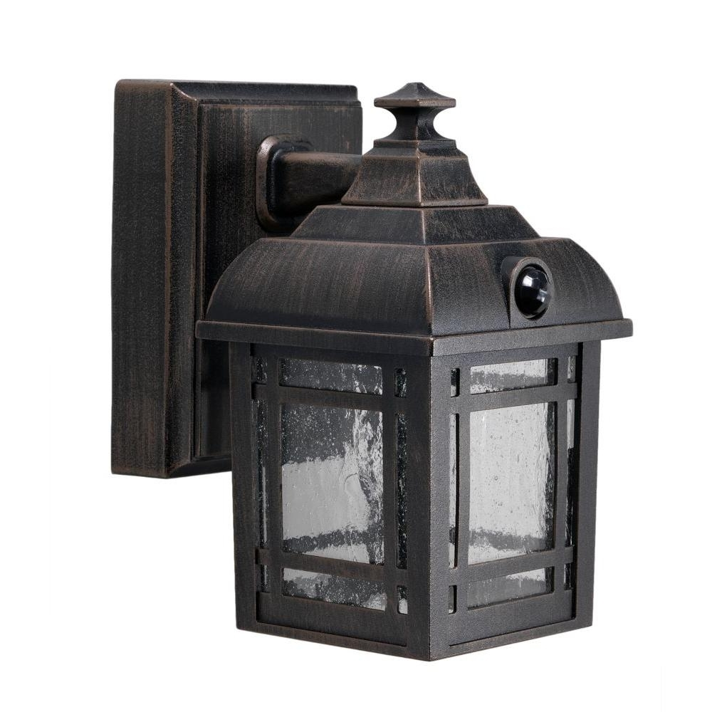 Battery – Outdoor Wall Mounted Lighting – Outdoor Lighting – The Throughout 2018 Battery Outdoor Wall Lighting (Gallery 14 of 20)