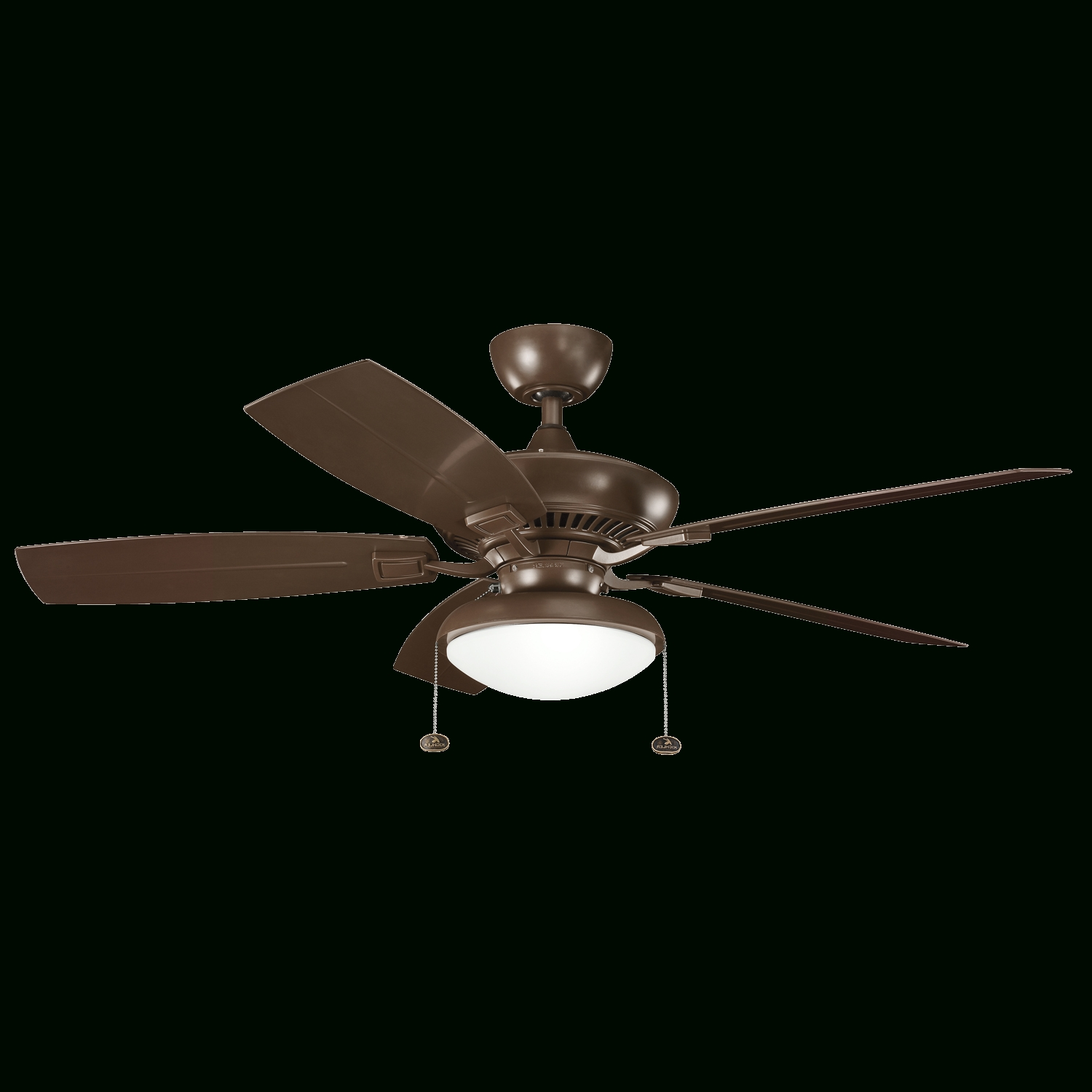 Best And Newest 52 Inch Canfield Climates Fan Ans Within Outdoor Ceiling Fans With Lights At Ebay (View 2 of 20)