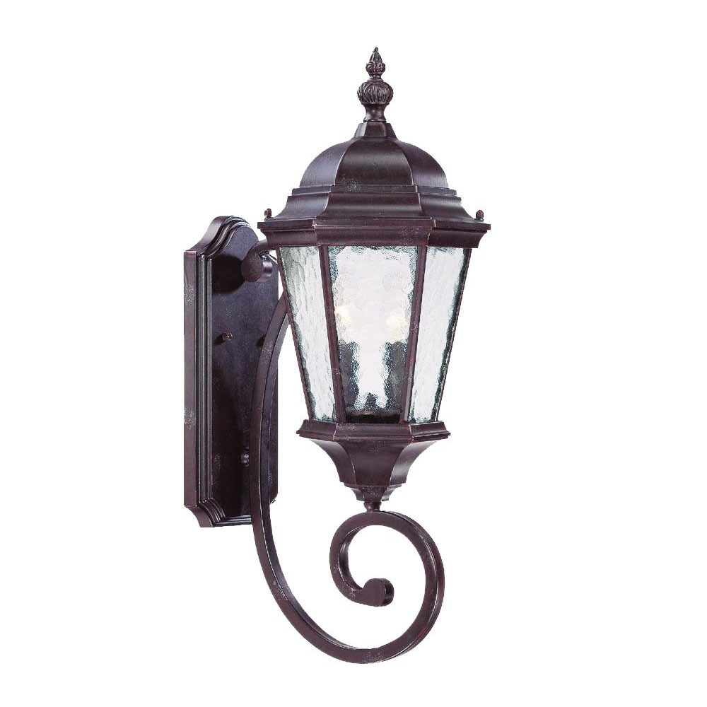 Best And Newest Acclaim Lighting Telfair Telfair Collection Wall Mount 2 Light With Acclaim Lighting Outdoor Wall Lights (View 7 of 20)