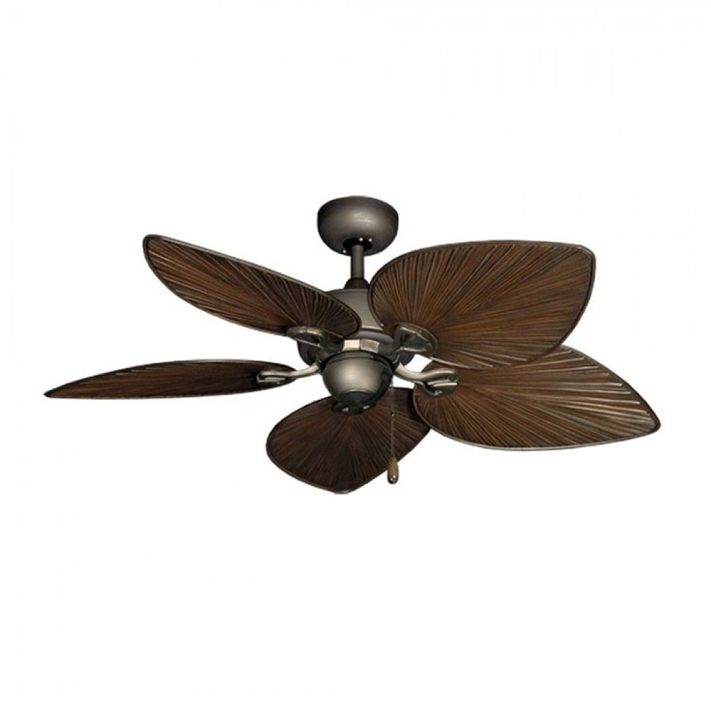 Best And Newest Ceiling Fans : Best Ideas About Tropical Ceiling Fans On Palm Leaf Within Tropical Outdoor Ceiling Lights (View 3 of 20)