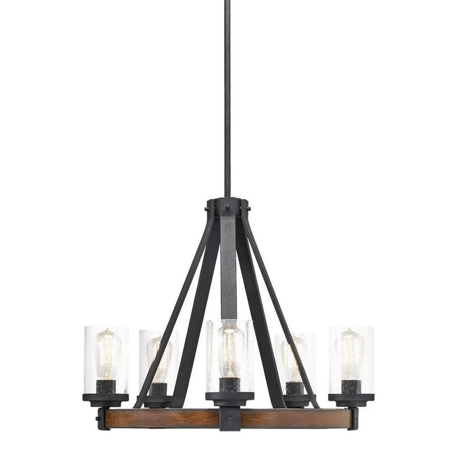 Best And Newest Outdoor Chandelier Kichler Lighting For Chandelier : Outdoor Lighting Plug In Chandelier Kichler Light (View 3 of 20)