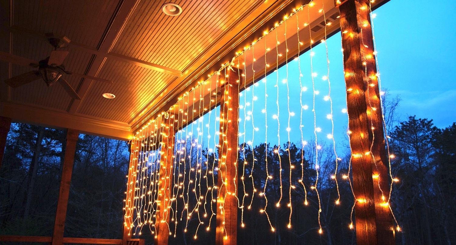 Best Ever Backyard Lighting: String Lights! – Yard Envy With Regard To Favorite Outdoor Hanging Grape Lights (View 2 of 20)