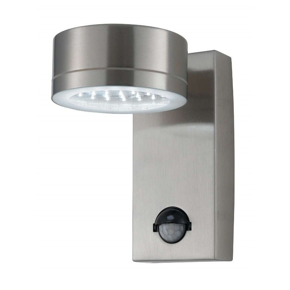 Best Outdoor Motion Sensor Lights – Lowes Paint Colors Interior With Most Up To Date Best Outdoor Wall Led Lights (View 13 of 20)