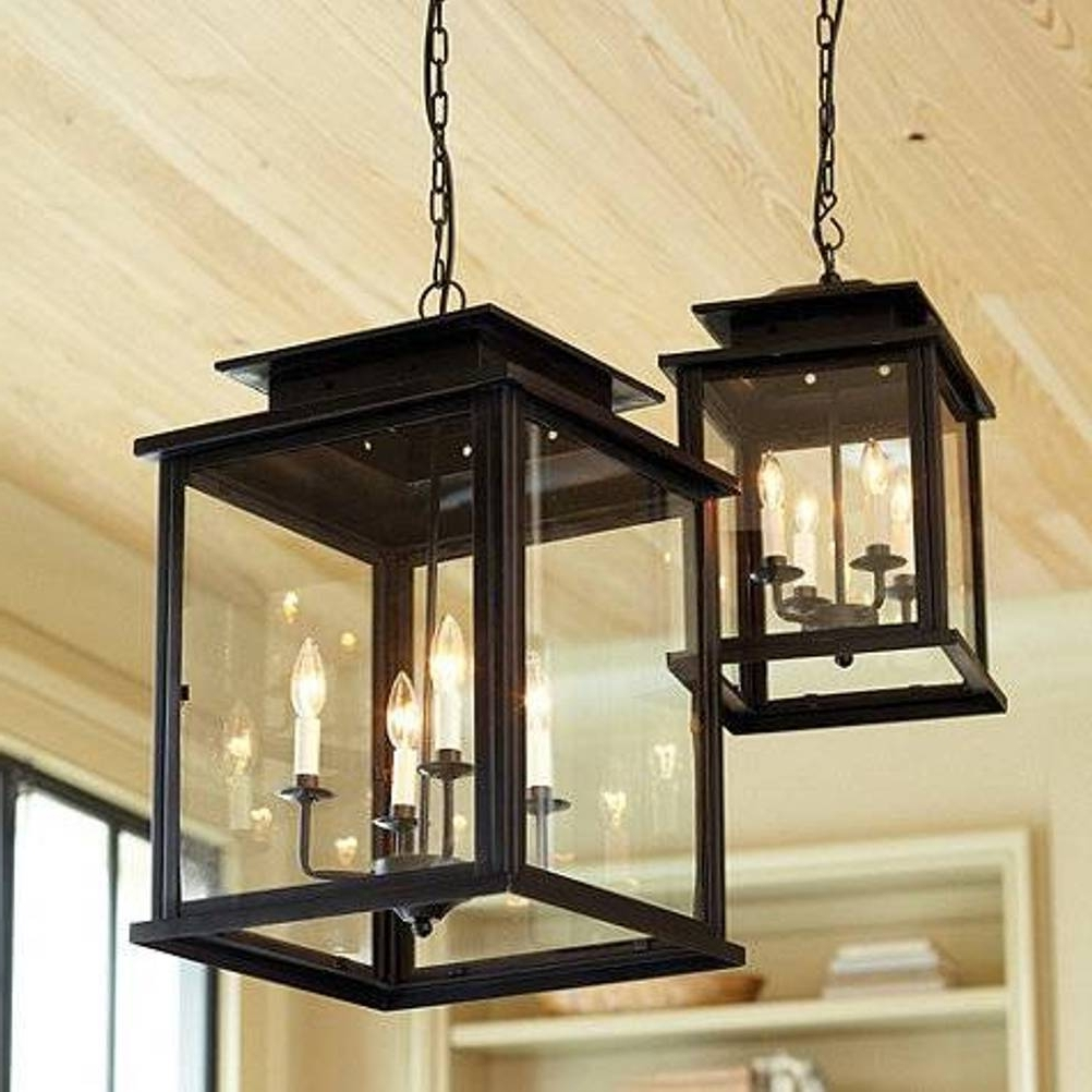 Blackpendantlanternlightingfixturespendantlanternlightinglanternpendantlightoverislandlanternpendantlightlowes With Metal  Outdoor Pendant Light Fixture 2017 For 2019 Black Outdoor Ceiling Lights (View 6 of 20)