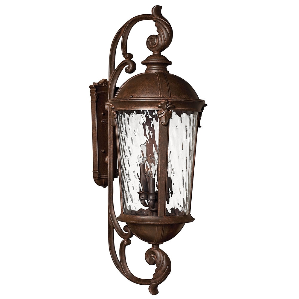 Featured Photo of Large Outdoor Wall Light Fixtures